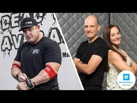 Mark Bell & Silent Mike on The Way of the Powerlifter | The Bodybuilding.com Podcast | Ep 9