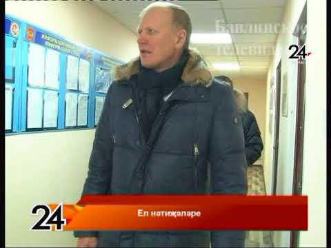 Татар Томбарлы авылында халык җыены
