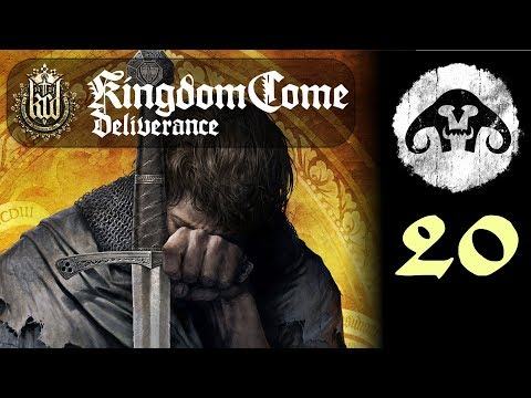 Kingdom Come: Deliverance #20 - Fornication, Fonts and Farm Animals