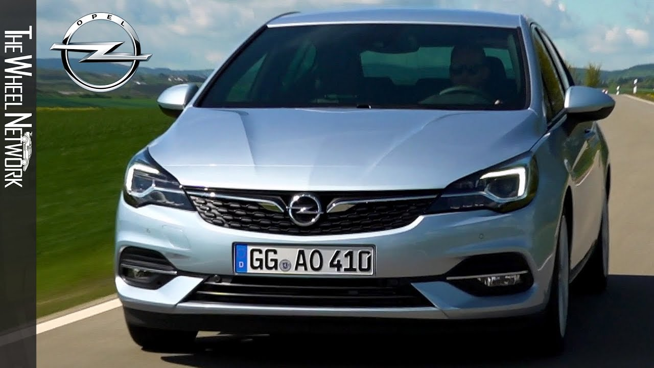 2020 Opel Astra Driving Interior Exterior Youtube