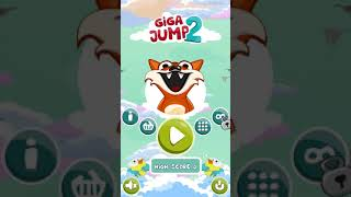Giga Jump 2 [Touchscreen Java Games]