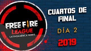 #FFLeague | LAN: Playoffs | Cuartos de Final | Día 2