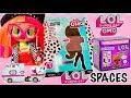 LOL Surprise O.M.G FASHION Dolls & L.O.L SPACES with Exclusive Dolls | GLAMPER | OMG NEW All Info!