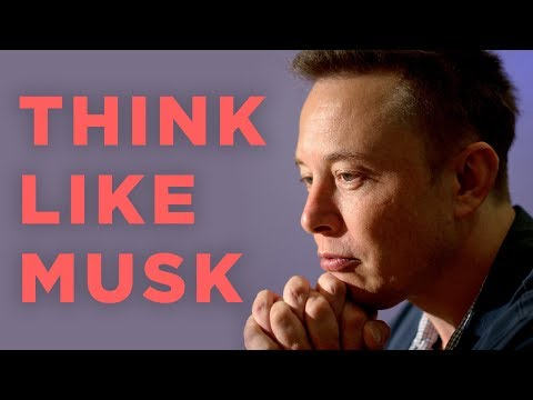 Thumbnail: How To Think Like Elon Musk
