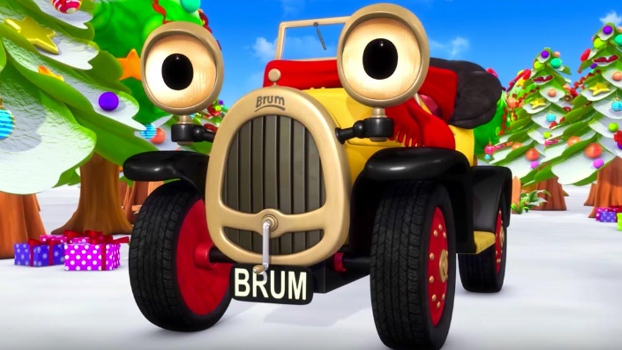 Brum Letter To Santa Christmas Videos For Kids Christmas Cartoons Brum Full Episode