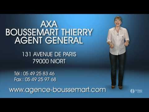 AXA Assurance BOUSSEMART THIERRY AGENT GENERAL