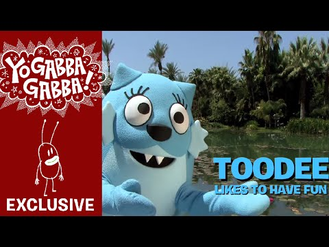 Yo Gabba Gabba at Coachella - Toodee! from YouTube · Duration:  1 minutes 14 seconds