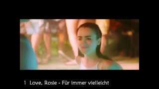 Meine Top 15 Liebes-/ Teeniefilme :) Mit Trailer