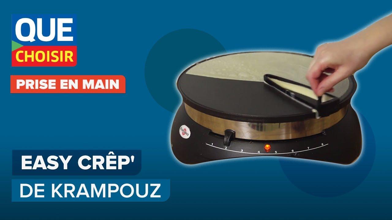 Crepiere Krampouz Domino Fabulous Krampouz Crepiere Electrique