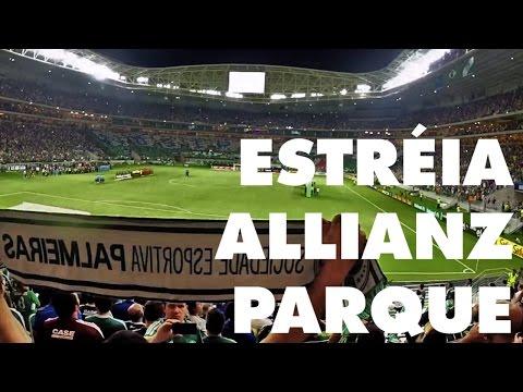 Allianz Parque | Palmeiras x Sport | GoPro Full HD
