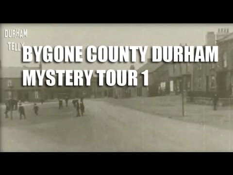 Bygone County Durham Mystery Tour