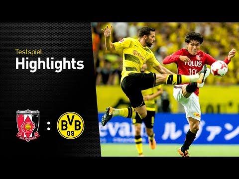 Highlights: Urawa Red Diamonds - Borussia Dortmund 2:3