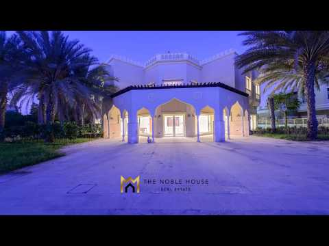 Emirates Hills Villa For Sale TNH S 1588 - The Noble House Real Estate