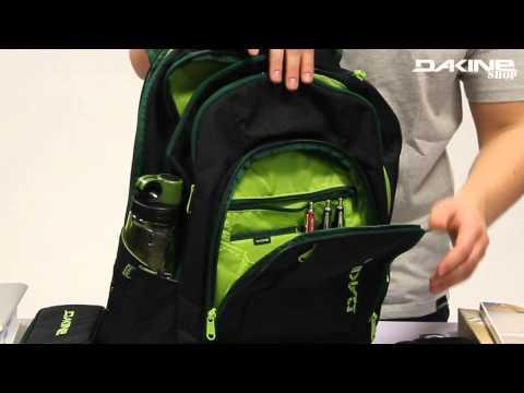 Der Dakine 101 Pack 29L Laptop Rucksack für Freizeit & Arbeit