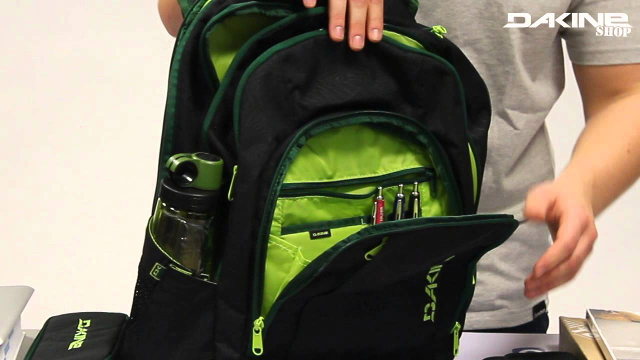 The Dakine 101 Pack 29l Laptop Backpack for Leisure Time & Work ...