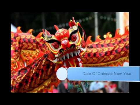 Date Of Chinese New Year