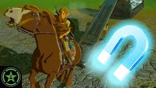 Things to Do In: The Legend of Zelda: Breath of the Wild - Magnesis Catapult