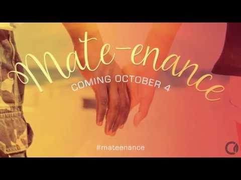 Mate-enance Week 1