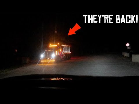 Download Youtube: DO NOT GO TO CLINTON ROAD... PHANTOM GHOST TRUCKS UPDATE!