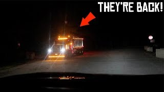 DO NOT GO TO CLINTON ROAD... PHANTOM GHOST TRUCKS UPDATE!