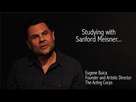 Studying With Sanford Meisner