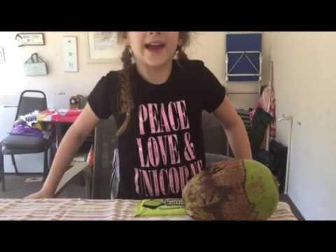 Scarlett's Sweet Review- coconut patties