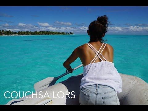 Leaky Boats, Tropical Showers and Underwater Paradise || COUCHSAILORS Sailing Journal #8