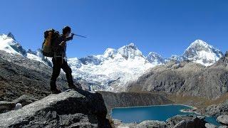 Alpamayo trek, Cordillera Blanca, Peru
