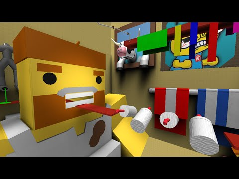 Escape The Bathroom From Guava Juice spongebob is here?!?!? | escape the bathroom | roblox - youtube