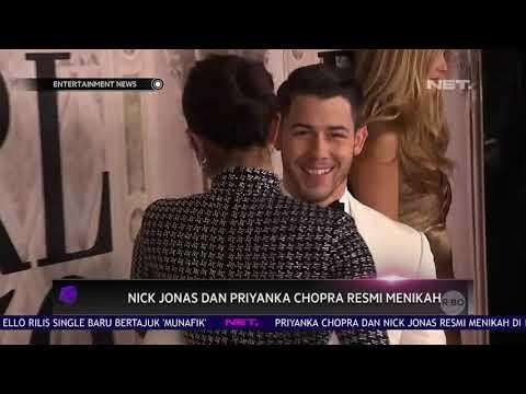 Nick Jonas dan Priyanka Chopra Resmi Menikah Mp3