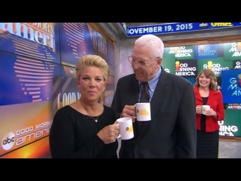 Joan Lunden and David Hartman Reunite for GMA's 40th Anniversary