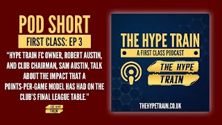 First Class Podcast (Episode 3): Hype Train FC's 2019/20 League Ending By Points-Per-Game Average