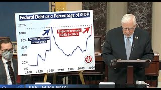 Republican Gave Trillions To Corporations, Now Whines About The Debt & Deficit