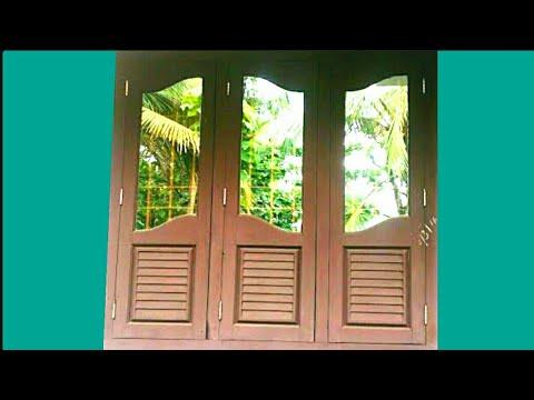 Wooden Window Design 2 Youtube