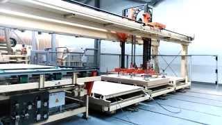 Линия ламинирования МДФ, ХДФ (Laminate line MDF, HDF)(ОАО «Витебскдрев» предлагает плиты МДФ/ХДФ собственного производства. Продукция производится на оборудов..., 2015-10-19T09:48:23.000Z)