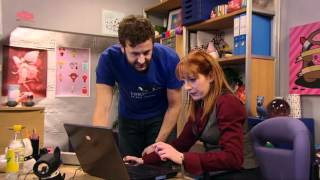Компьютерщики / The IT Crowd (s04e05) Вирусы