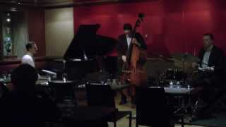 """TOP HAT, WHITE TIE AND TAILS"": EHUD ASHERIE TRIO at the KITANO (March 4, 2015)"