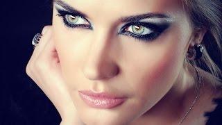 Arap göz makyajı HD