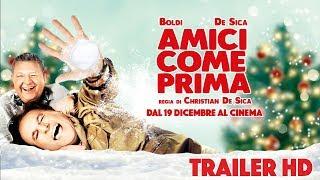 Amici Come Prima   Trailer Ufficiale Del Nuovo Film Con Massimo Boldi E Christian De Sica