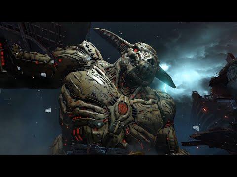 Икона греха // Doom Eternal на кошмаре финал
