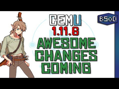 Cemu 1 11 6 News | Awesome New Features Coming : cemu