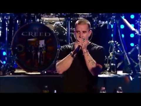 Creed   Live 2009 My Sacrifice FullHD