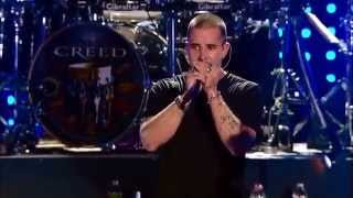 Creed Live 2009 My Sacrifice Fullhd