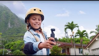 DJI – Osmo Pocket – Ready When You Are