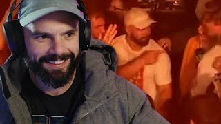 Seth Reacts To Getting Groped During a Show