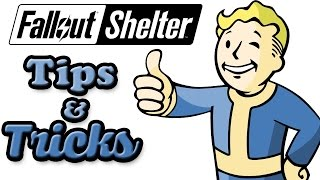 ADVANCED Tips and Tricks: Fallout Shelter Android, Fallout Shelter Gameplay