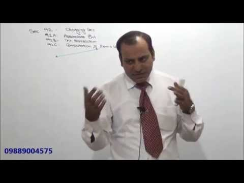 Income Tax : AY 15-16 : Transfer Pricing : International Taxation : Lecture 2