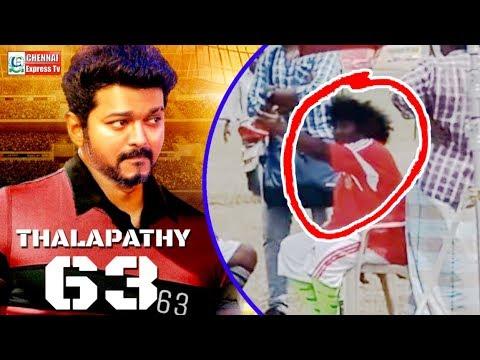 Thalapathy 63 Mass Update | #Vijay #Atlee #Vijay63 | VJ Muni | Chennai Express