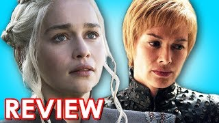 "Game of Thrones Season 7 Premiere 2017 REVIEW ""Dragonstone"