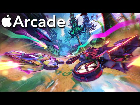 4 NEW Apple Arcade Games - November & December 2020